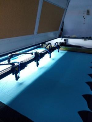 Sửa chữa máy cắt khắc laser tại nhà uy tín