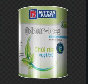 Đại lý bán sơn lót nội thất Nippon Ouder - Less Sealer không màu