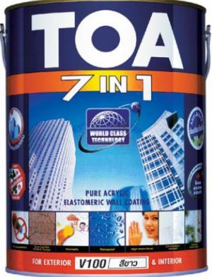 Đại lý bán sơn Toa chống thấm đa năng tại TP.HCM