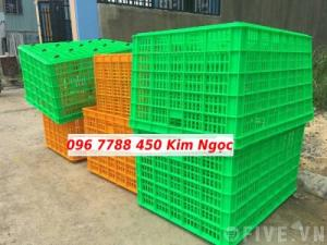 Rổ nhựa lớn 26 bánh xe đựng hàng hóa các loại giá rẻ
