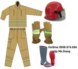 Quần áo chống cháy lính cứu hỏa