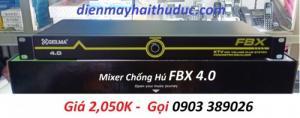 Mixer chống hú FBX 4.0 chống Hú Rít cho nhiều micro phát cùng lúc