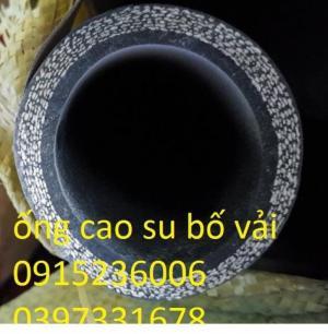 Ống cao su bố vải phi 48 20at chất lượng tốt phân phối toàn quốc
