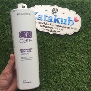 Dầu gội trị gàu SELECTIVE Dandruff Control Shampoo 1000ml