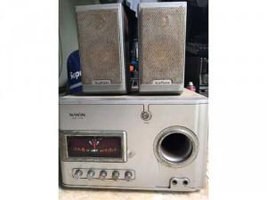 Loa Vi Tính 4.1 NanSin SD - 106 Có Karaoke Bass Mạnh thanh lý giá ve chai