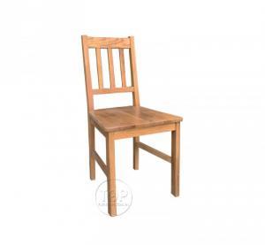 Ghế gỗ Sồi Mỹ mặt gỗ Julian