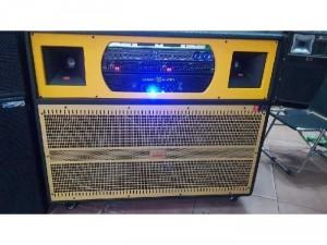 Loa kéo điện 4 tấc đôi Q-Boss model3900