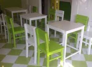 bàn ghế  ca fe quán nhậu làm tại xưởng sản xuất  anh khoa 9998