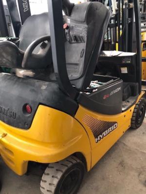 Chuyên sửa chữa xe nâng dầu - điện- xăng ga tại Long An, Bình Dương