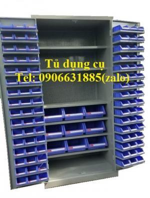 Tủ đồ nghề cơ khí, tủ đựng linh kiện, tủ gia công theo yêu cầu