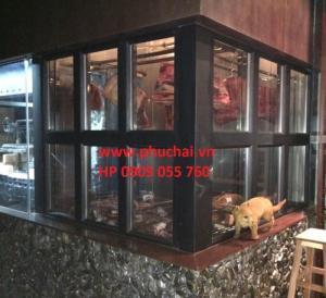 Chuyên cung cấp và lắp đặt hệ thống kho lạnh cửa kính