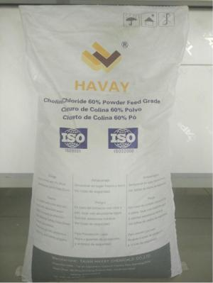 Choline Chloride 60% Havay