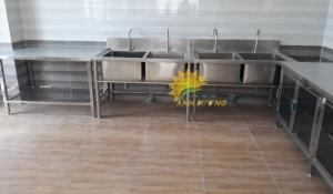 Chuyên cung cấp thiết bị nhà bếp ăn cho trường mầm non, nhà hàng, khách sạn