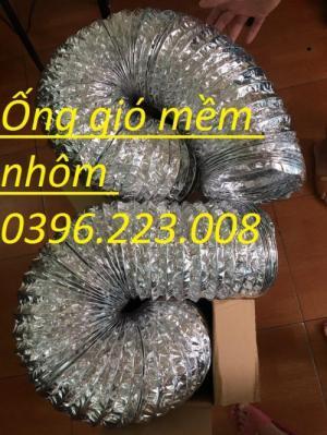 Ống gió mềm nhôm D175 tại Hà Nội