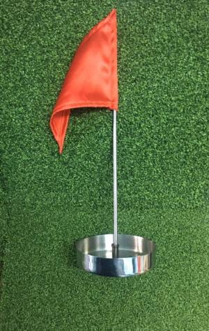 Cờ Lỗ Golf Inox