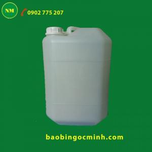 Thùng nhựa 20 lít đựng dung dịch cồn