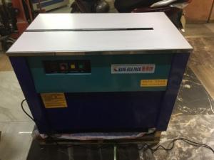 Máy đóng đai thùng, máy đóng đai thùng carton tự động, máy siết đai thùng carton