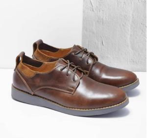 Giày da nam da thật, giày đẹp-xưởng giày da Quang Minh