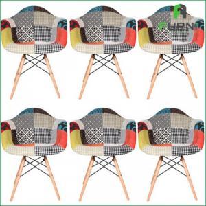 Set 6 Ghế Ăn Bọc Vải