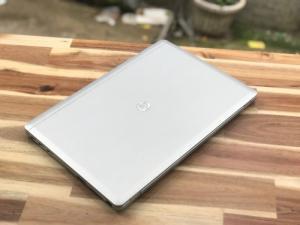 Laptop Hp Folio 9470m, Core i5 4G 500G Vỏ nhôm Finger Đèn phím Đẹp zin 100% Hàng Mỹ Siêu bền