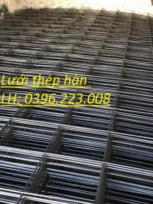 Lưới thép hàn D4 , D5, D6 mắt 50*50, 100*100 , 150*150 hàng có sẵn