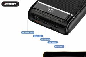 2020-03-27 19:21:18  3  PIN SẠC DỰ PHÒNG REMAX RPP-107 10.000MAH CÓ LCD BÁO % PIN 250,000