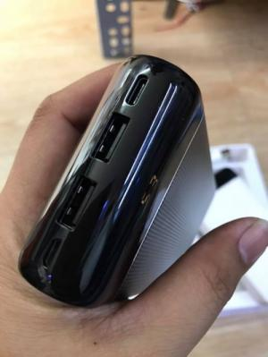 2020-03-27 19:26:48  7  Pin dự phòng Hoco J59A 20000mAh có màn hình LED hỗ trợ sạc nhanh 2 cổng đầu ra 260,000