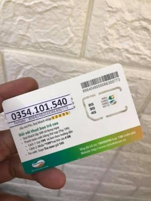 2020-03-27 19:38:54  4  Sim Viettel V120-free 60GB THÁNG-Miễn phí sử dụng THÁNG ĐẦU 189,000