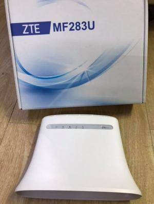 Bộ Phát Wifi 4G ZTE MF283U Chính Hãng cắm điện trực tiếp