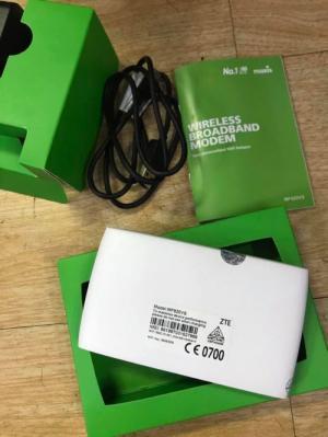 2020-03-27 19:47:26  6  Thiết Bị Phát Wifi 4G Di Động ZTE MF920VS Có Màn Hình Tổng Quan Pin 10 Giờ 799,000