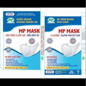 2020-03-27 20:29:16  1  Khẩu trang kháng khuẩn 3D MP MASK Công Nghệ Nhật Bản 10 cái 115,000