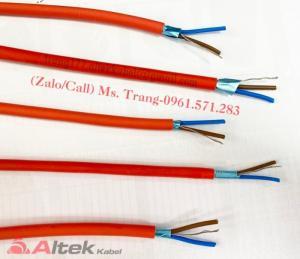 2020-03-28 08:42:48  2  Dây tín hiệu- dây điều khiển chống cháy chống nhiễu nhập khẩu 40,000