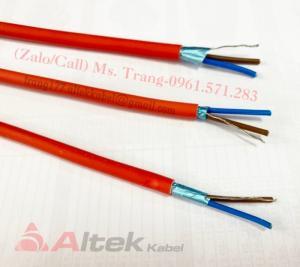 2020-03-28 08:42:48  4  Dây tín hiệu- dây điều khiển chống cháy chống nhiễu nhập khẩu 40,000