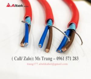 2020-03-28 08:42:48 Dây tín hiệu- dây điều khiển chống cháy chống nhiễu nhập khẩu 40,000