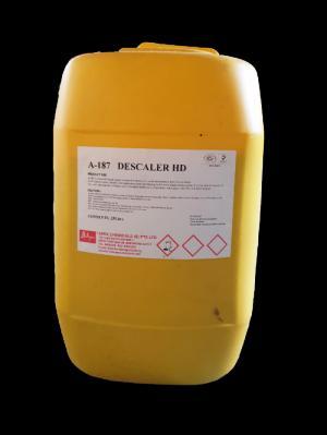 Hoá chất tẩy cáu cặn, gỉ sét A-187 DESCALER HD