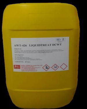 Hoá chất chống ăn mòn và cáu cặn nước nồi hơi, chiller AWT-426 Liquid Treat DCWT