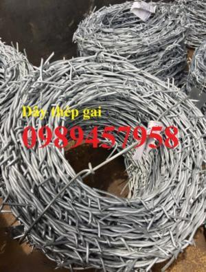 Dây thép gai nhọn, dây thép gai hình dao giá rẻ