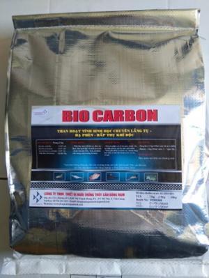 Than hoạt tính xử lý nước Bio Carbon