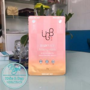 Mặt Nạ UGB Baby Face Healing Mask