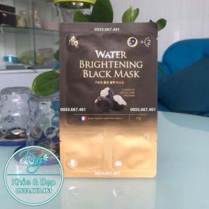 Mặt Nạ Thải Độc GUBONCHO Water Brightening Black Mask