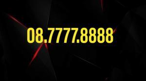 Bán sim số đẹp 0877778888  và 0977778888