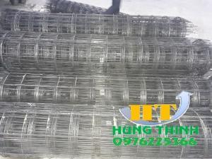 Lưới thép hàn D4 a(20x200), D4(150x150)lưới thép hàn dạng cuộn giá rẻ