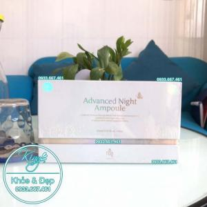 Trị Nám Guboncho Advanced Night Ampoule