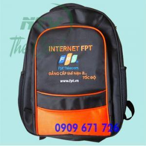 Tìm xưởng may balo đựng laptop giá rẻ Tphcm