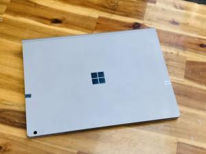 Surface Book, i5 6300U 8G SSD128 3K 2in1 Pin 10h Đèn phím Cảm ứng Đẹp Keng