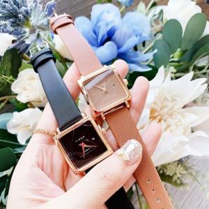 Đồng hồ nữ Viser mặt vuông cực xinh ( có bán sỉ)