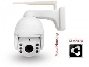 2020-04-01 10:25:19 Vantech Camera AI 4G Flood Light Onvif Pan/Tilt 2.0MP AI-V2074B 3,600,000