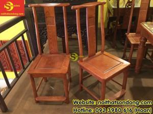 2020-04-01 10:32:50  1  Bộ bàn ăn gỗ tự nhiên cao cấp 8 ghế chữ thọ bàn vuông 12,800,000