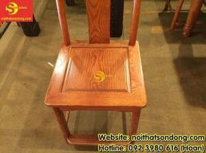 2020-04-01 10:32:50  7  Bộ bàn ăn gỗ tự nhiên cao cấp 8 ghế chữ thọ bàn vuông 12,800,000
