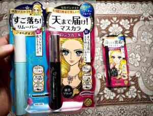 2020-04-01 10:38:15  2  Set kẻ mí, Mascara và tẩy Mascara Kiss Me xách tay Nhật Bản 355,000